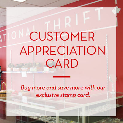 Promotion-customercard